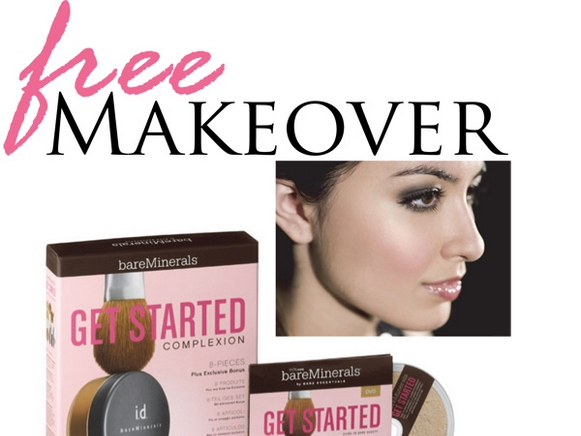 Free Makeover At Hairoics With Bare Minerals - Hairoics - Top Outer Banks Hair Salon & Spa